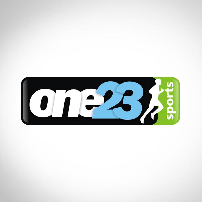 123 Sports Logo