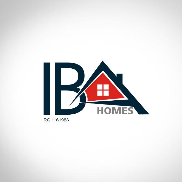 IBA Homes Logo